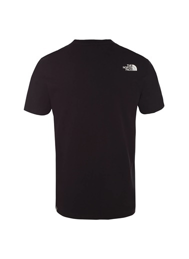 The North Face The North Face NF00A3G2JK31 M S/S Mountain Line T-Shirt Siyah